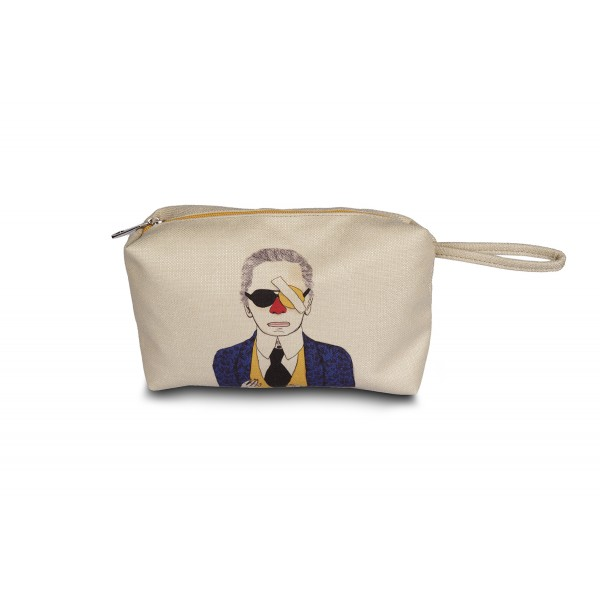 Karl Make up Bag