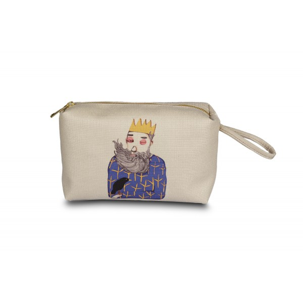 King Make up Bag