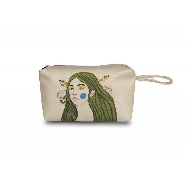 Ophelia is Dead Make up Bag