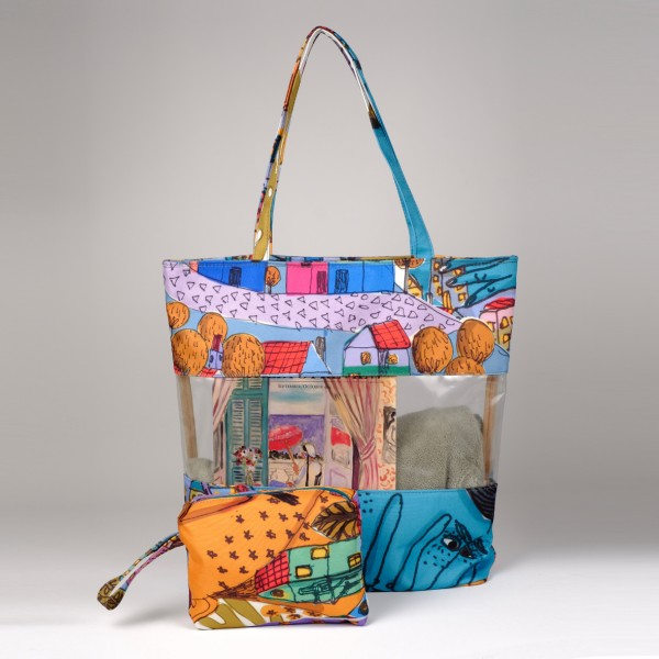 BEACH TOTE BAG 03